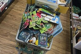 The Black Diamond Foundation MLK School Supply Drive