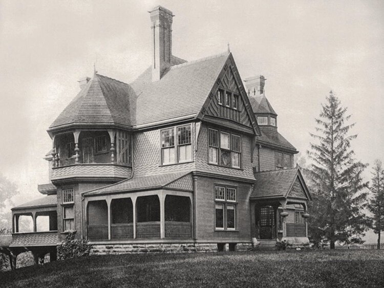 The Drurys were patrons of the arts and devoted supporters of the Cleveland Play House—having donated a farmhouse at East 85th Street and Euclid Avenue that would become the theater's first home.