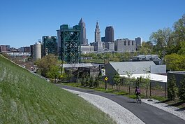 Red Line Greenway Trailhead Opening