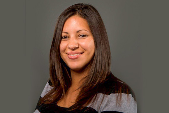 UNIDOS programming chair Sara Gonzalez
