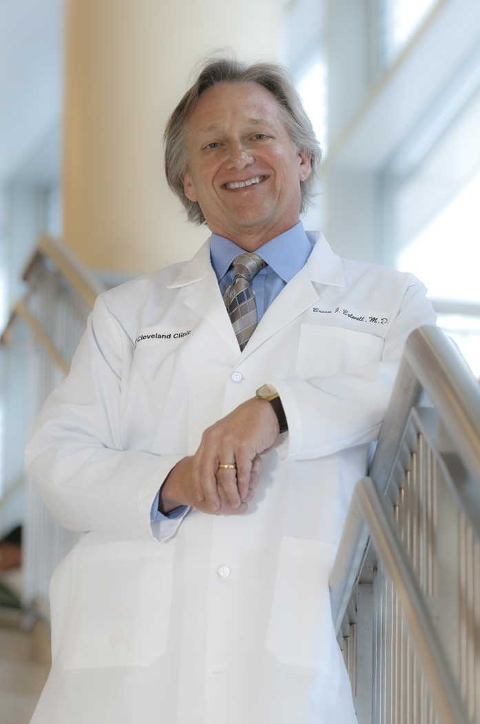 Dr. Brian Bolwell of the Cleveland Clinic Taussig Cancer Institute
