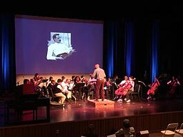 El Sistema @ Rainey youth orchestra