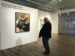 Douglas Max Utter reflects on his work at HEDGE Gallery.