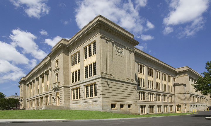 John Hay High School was renovated to historic standards; today it's one of the highest-performing schools in the state