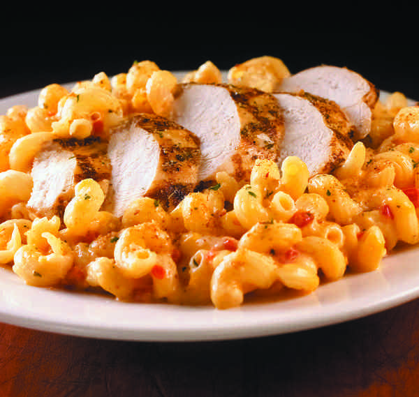 The Hard Rock's Twisted Mac, Chicken & Cheese