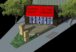 Old Brooklyn Community Cafe - preliminary rendering