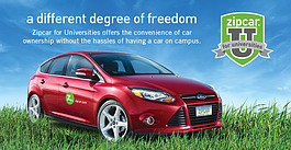 Zipcar for universities
